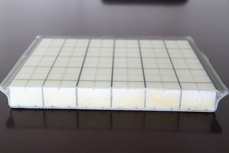 玻纤PMI芯材复合材料件