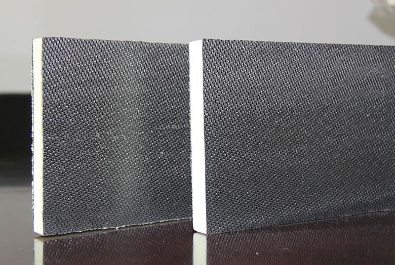 碳纤维PMI加芯贝博西甲复合件
